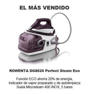 Rowenta DG8520 Perfect Steam ECO -  El mas vendido