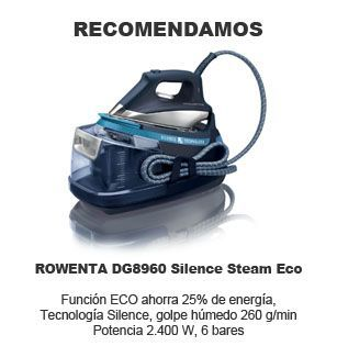 Rowenta DG8960 Silence Steam ECO - Recomendamos